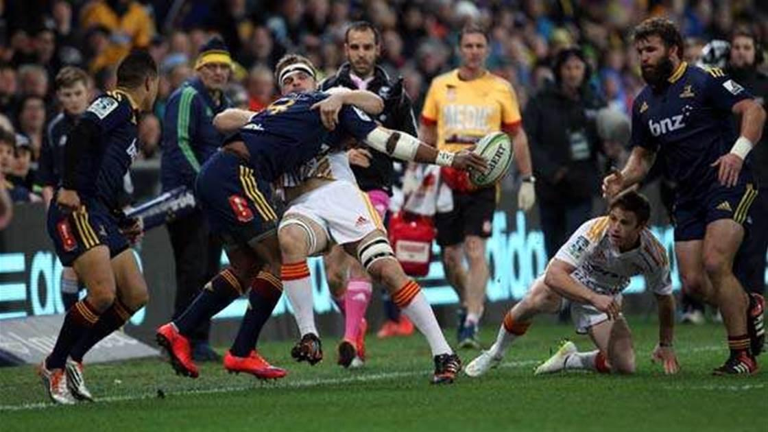 Super Rugby finals week one snapshot