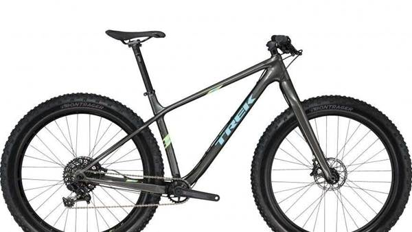 Trek unveil new Farley fat bike