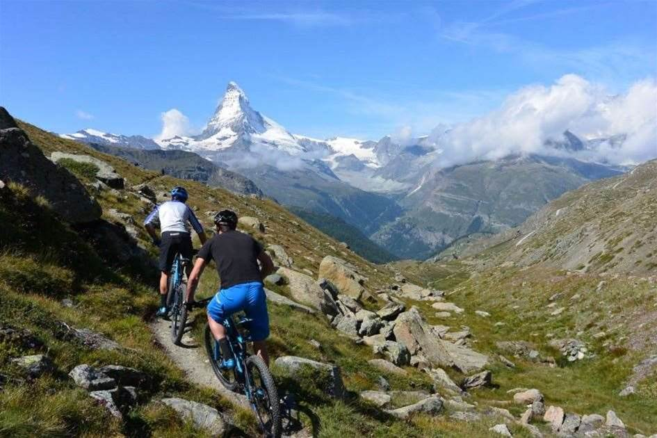 The Vertical Valais: a mountain bike wonderland