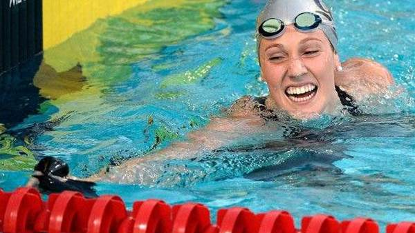 Fastest women in the water