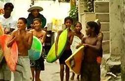Surfing Fravela and The Byron Bay Film Festival