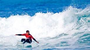 Adriano De Souza Wins Billabong Pro Mundaka