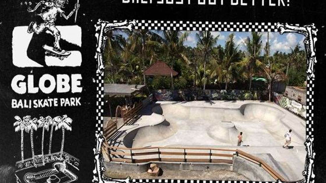 Bali just got better – especially for skaters