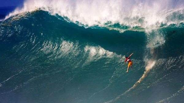 The Quiksilver In Memory of Eddie Aikau is On