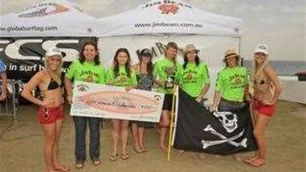 North Narra Claim Second Straight Women's Surftag Crown