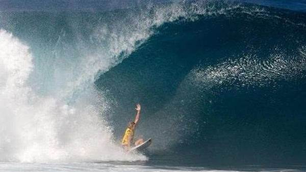 Jamie O'Brien's at it again... Winning Pipe contests