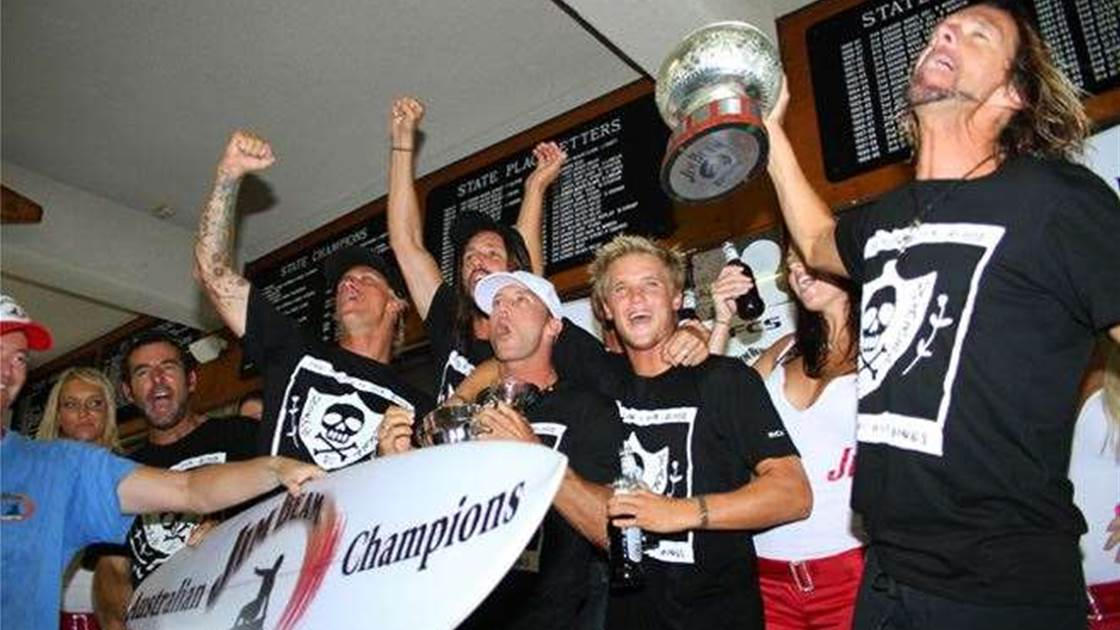 North Narrabeen Crowned 2010 Jim Beam Surftag Finals Champions