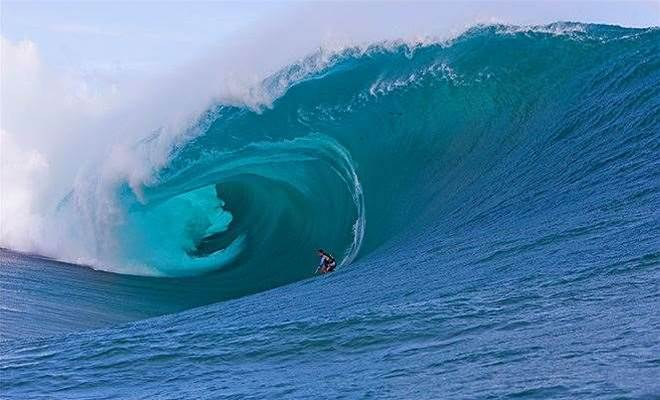 Big bollocks and the Billabong big wave awards