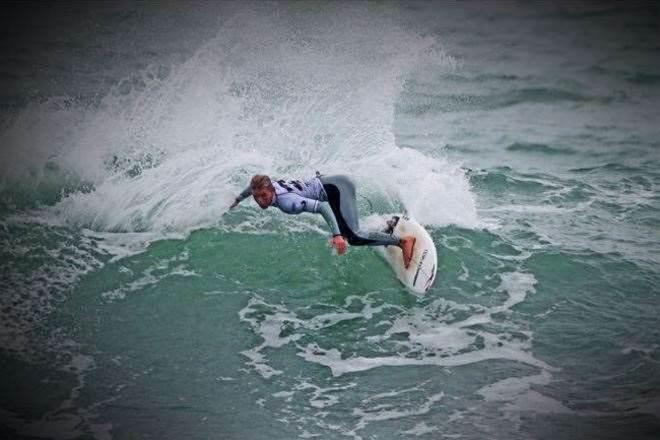 Davey Cathels Wins Billabong Pro Junior Raglan/NZ