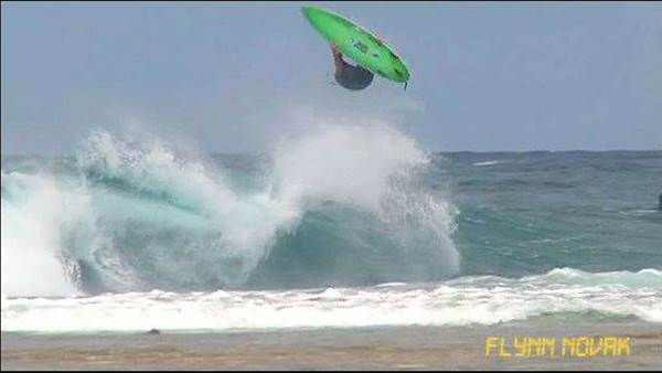 $50,000 Winning Air From Flynn Novak – 2010 Kustom Airstike