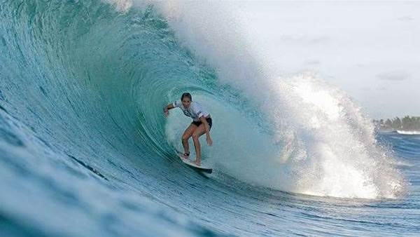 World Champ Steph Gilmore Bashed Outside Home