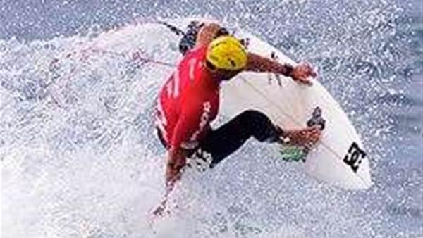 Lacomare Leads at Billabong ASP World Junior Championships