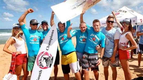 Bronte Win (craziest) NSW Jim Beam Surtag Title Ever