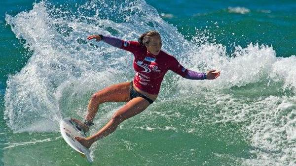 5 minutes With World Champion Carissa Moore
