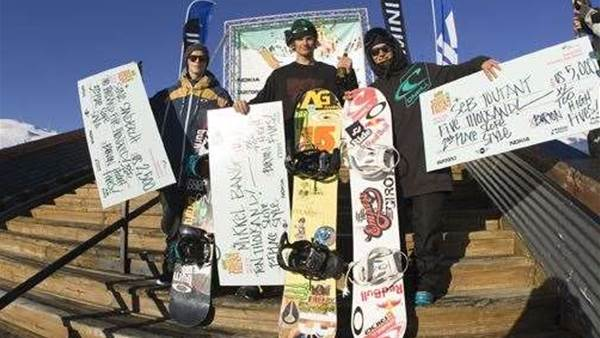 Burton 'High Fives' – Slopestyle Finals