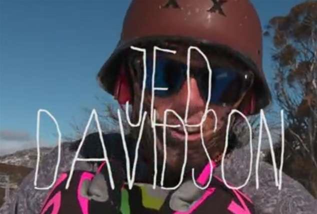 Salomon Welcomes Jed Davidson