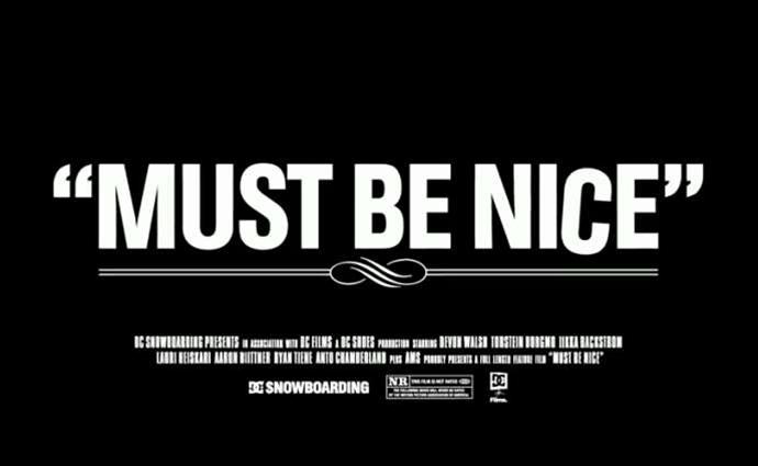 "DC Team Movie Teaser: ""Must Be Nice.."""