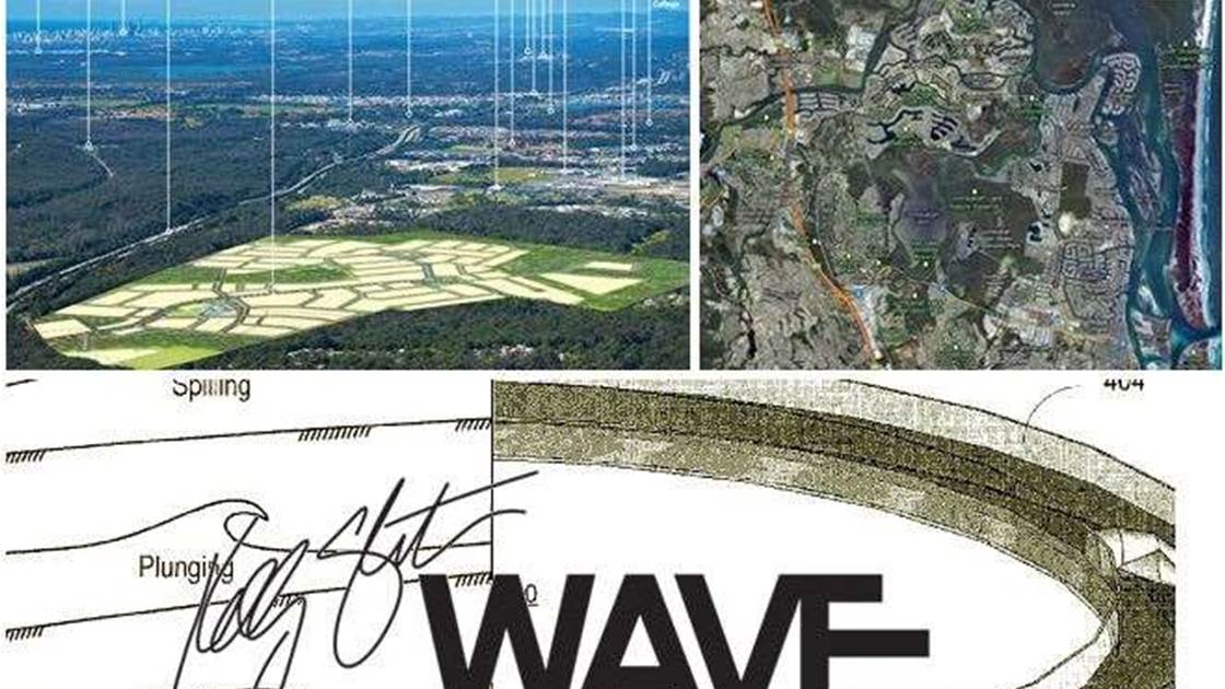 Kelly Slater Wave Park Announced For Gold Coast
