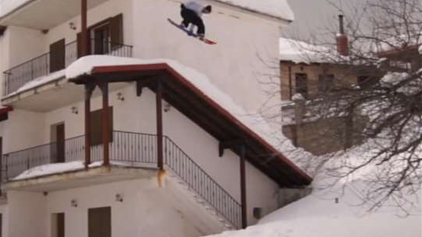 Greece Balls Edit from our 3rd Issue.