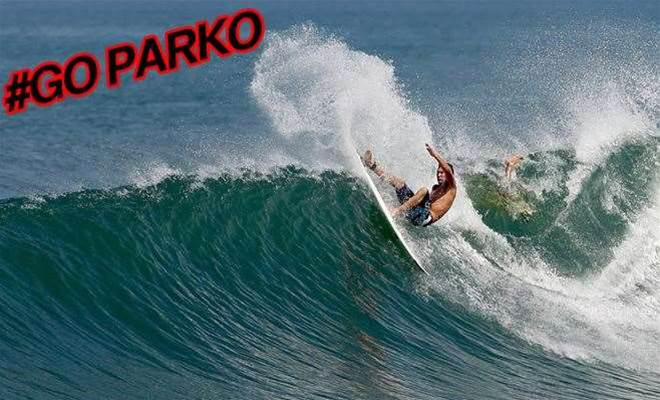 All Aboard the #GoParko Band Wagon