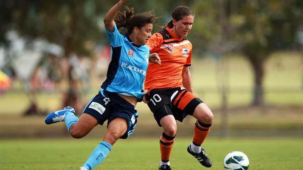 Sydney fight back to beat Roar