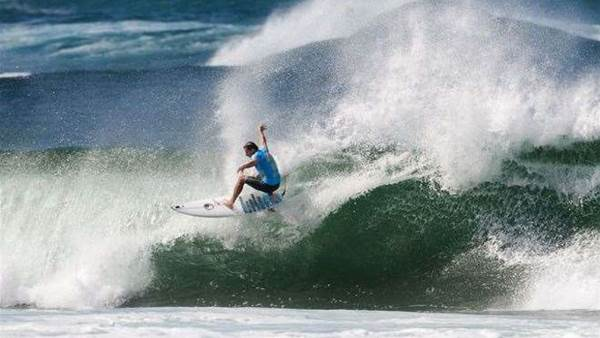 Pumping Haleiwa Delivers for Reef Hawaiian Pro