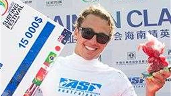 Caio Ibelli Wins ASP 4-Star Hainan Classic Over Mitch Crews