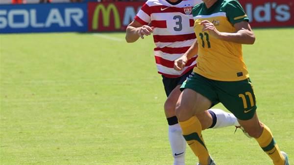 04. Lisa De Vanna's goal v USWNT