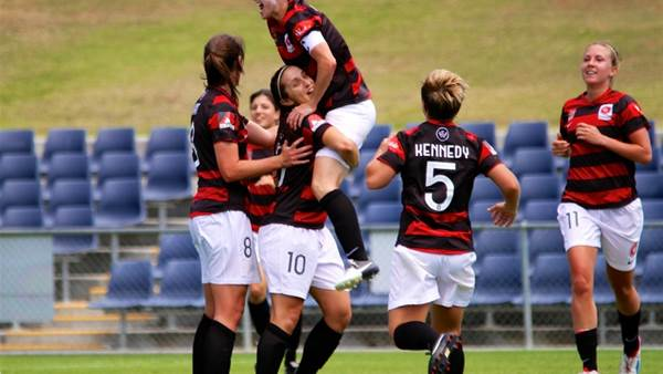 08. W-League Season Five