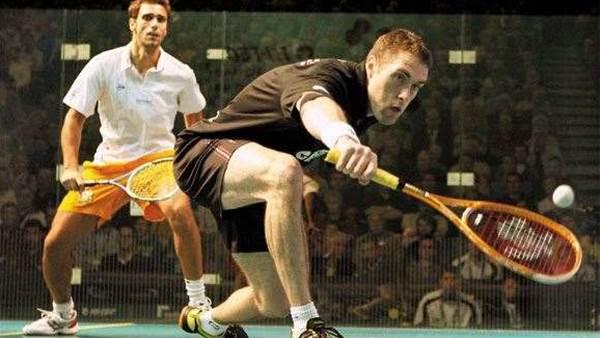 Squash With David Palmer