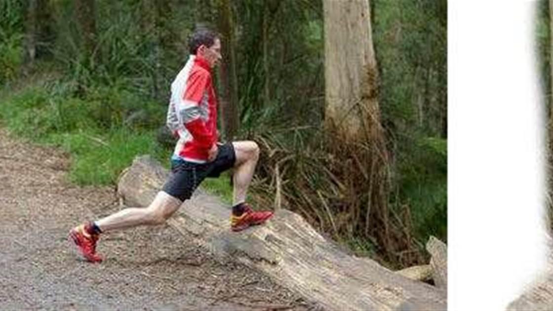 Ultra-Running with Stuart Gibson