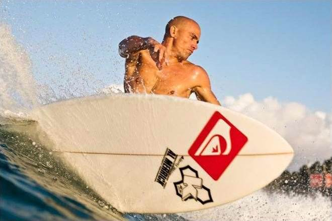 Blood in the Streets at the Quiksilver Pro