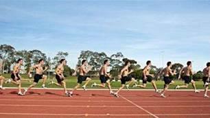 Sprints With Aaron Rouge-Serret