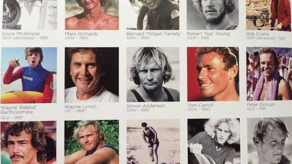 The most influential surfers in Australian history?