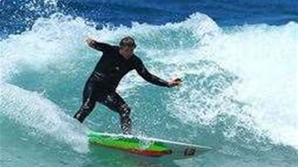 MR Returns To Competition For Surfaid