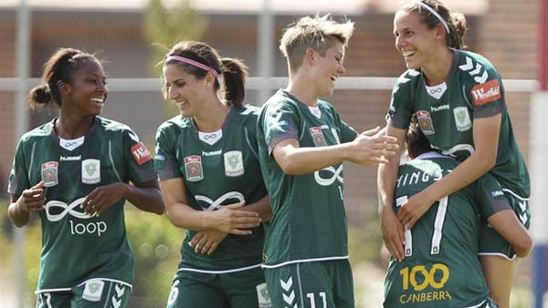 Season Review: Canberra United