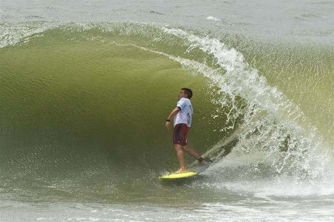 Suffering to Make Surfest History