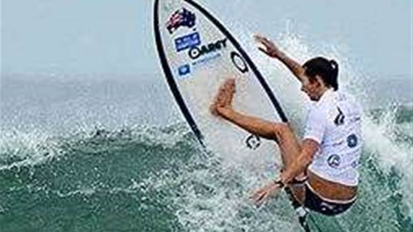 Solid Waves for Day 2 of the ISA World Masters in Ecuador