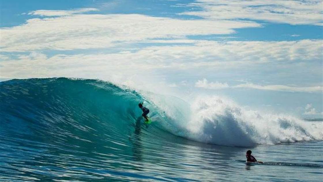 Oney Anwar Wins Mentawai Pro at Flawless Lances Right