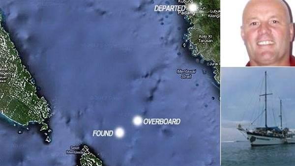 Horror of Man Overboard in Mentawai Islands
