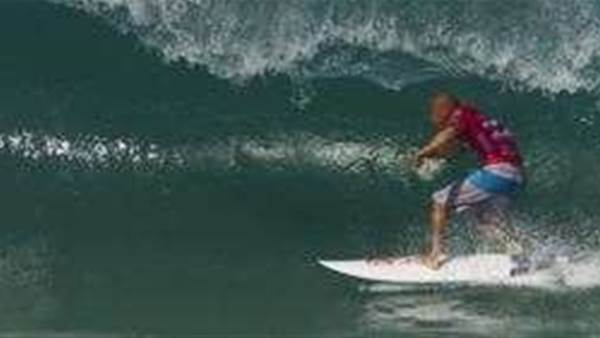 Dramatic Action for Opening Round of Billabong Rio Pro