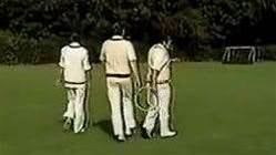 What cricket must look like to Americans ...