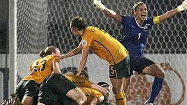 FFA committ to the women's game