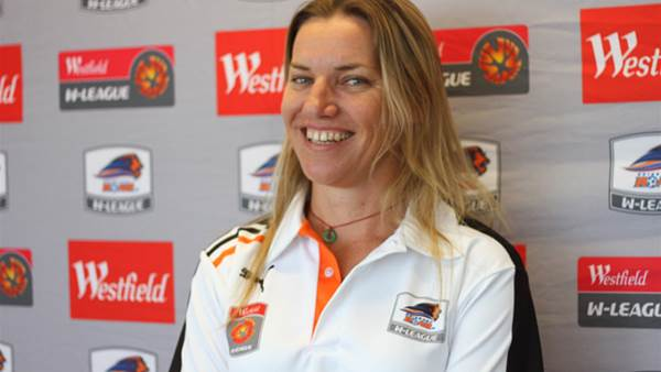 Wilson takes up reigns at Roar