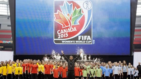 Vancouver to host 2015 WWC Final