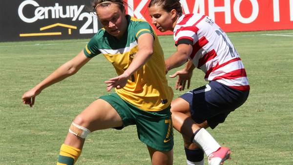 More Matildas on the march