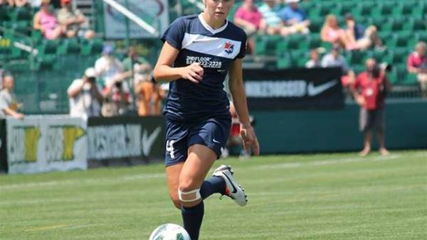 Foord named in NWSL Best XI second team