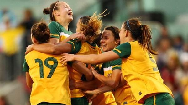 Matildas international calendar takes shape