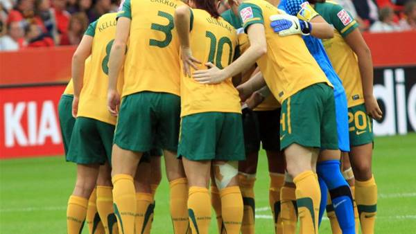 Hesterine de Reus names Cyprus Cup training squad