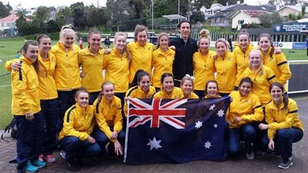 Young Matildas level NZ series